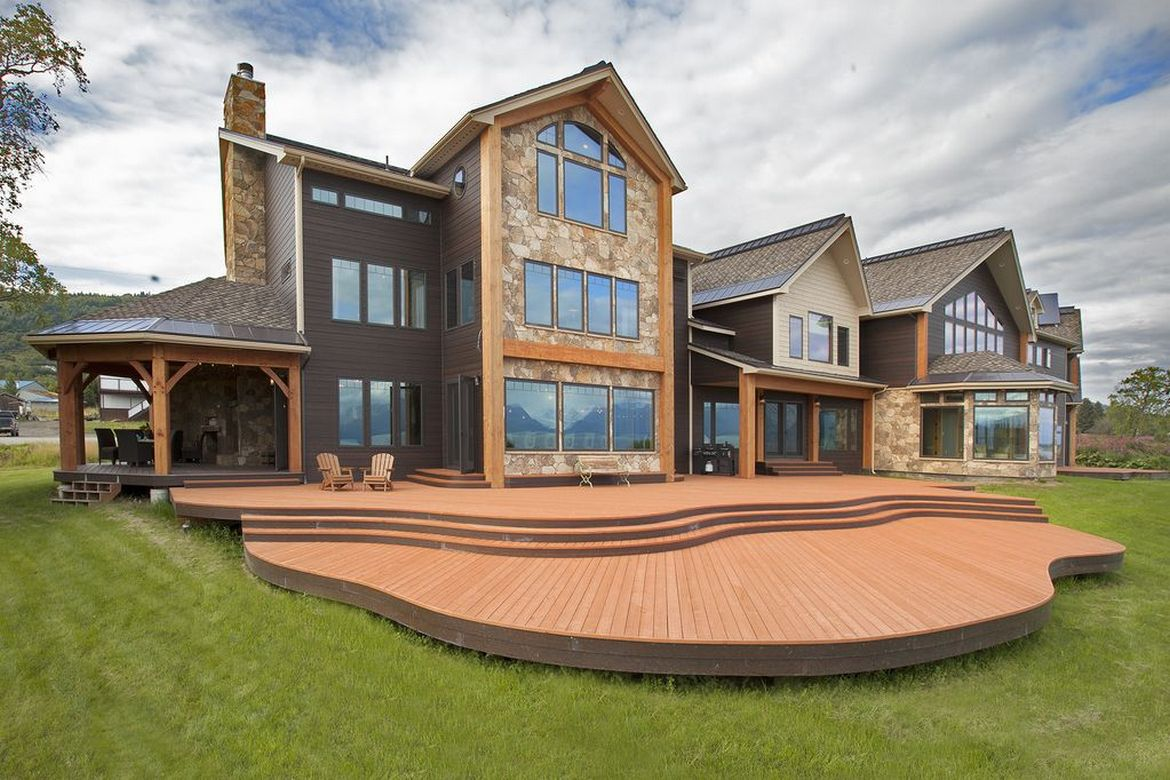 Take a look inside Alaska's most expensive home - A gorgeous $9M 'Peter Pan' themed mansion : Luxurylaunches