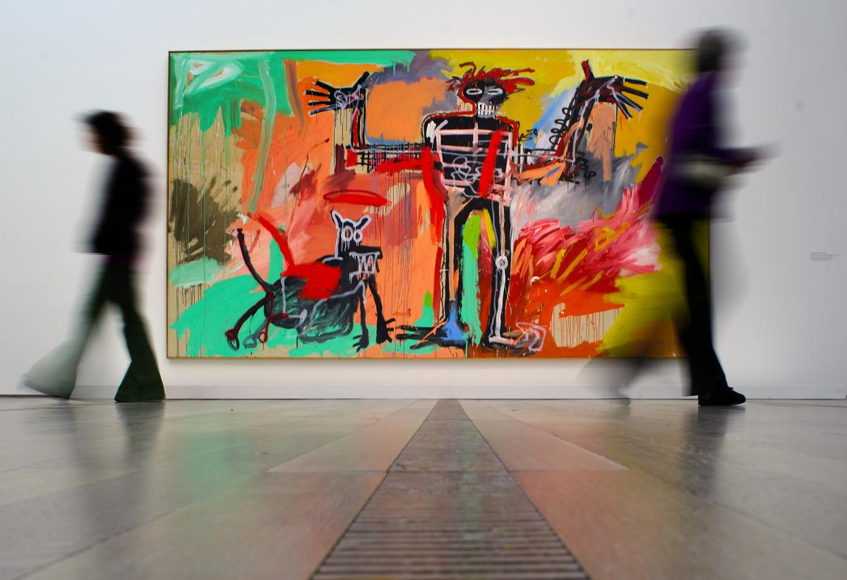 Did you say slowdown? This painting was just auctioned for a staggering $100 million : Luxurylaunches