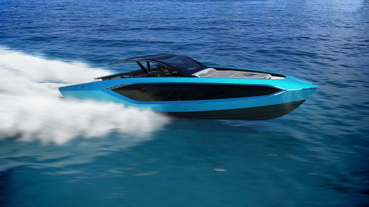 A supercar for the high seas - Lamborghini has built a $3.4 million powerboat that packs 4,000 hp : Luxurylaunches