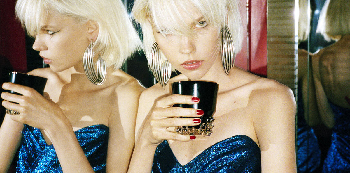 Saint Laurent and Baccarat team up for some pretty stunning crystal tumblers : Luxurylaunches
