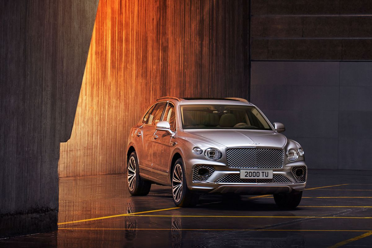 The new Bentley Bentayga is even more stylish, comfortable and loaded with tech : Luxurylaunches