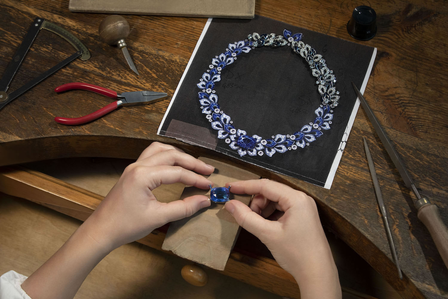 Bulgari's Barocko collection- A feast for the eyes, an example of exquisite craftsmanship : Luxurylaunches