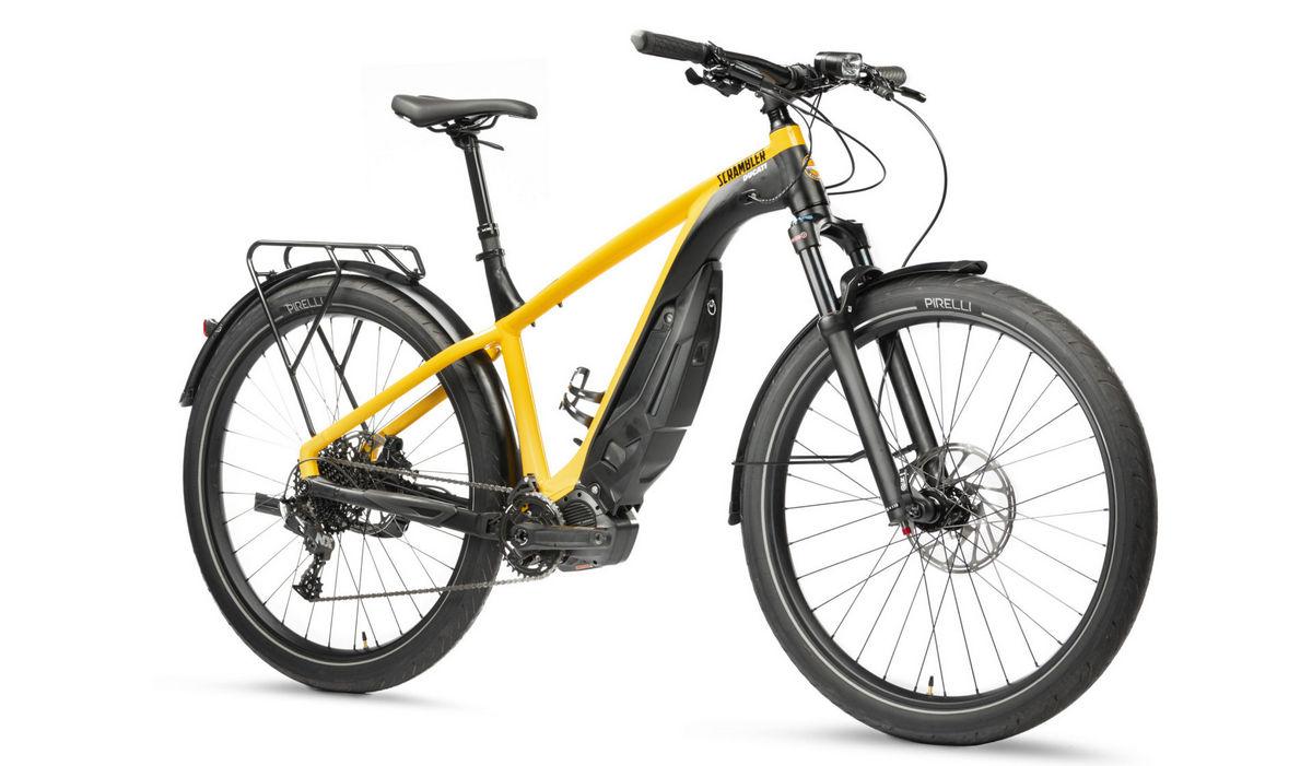 Ducati e-Scrambler is a $4200 urban electric bike for the environmentally conscious