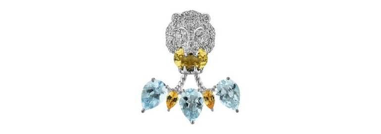 Gucci Majestic Lion Head Fine Jewelry - 10
