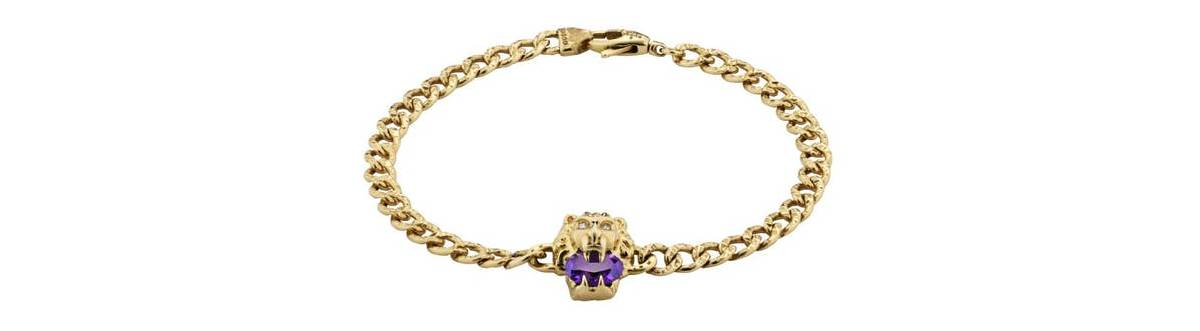 Gucci Majestic Lion Head Fine Jewelry - 2