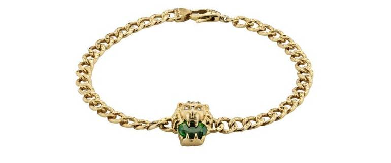 Gucci Majestic Lion Head Fine Jewelry -3