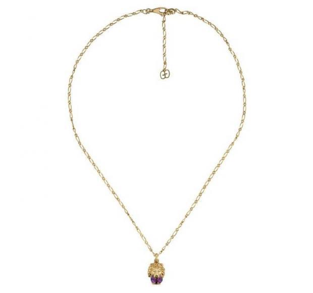 Gucci Majestic Lion Head Fine Jewelry - 6