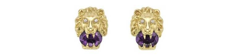 Gucci Majestic Lion Head Fine Jewelry - 9