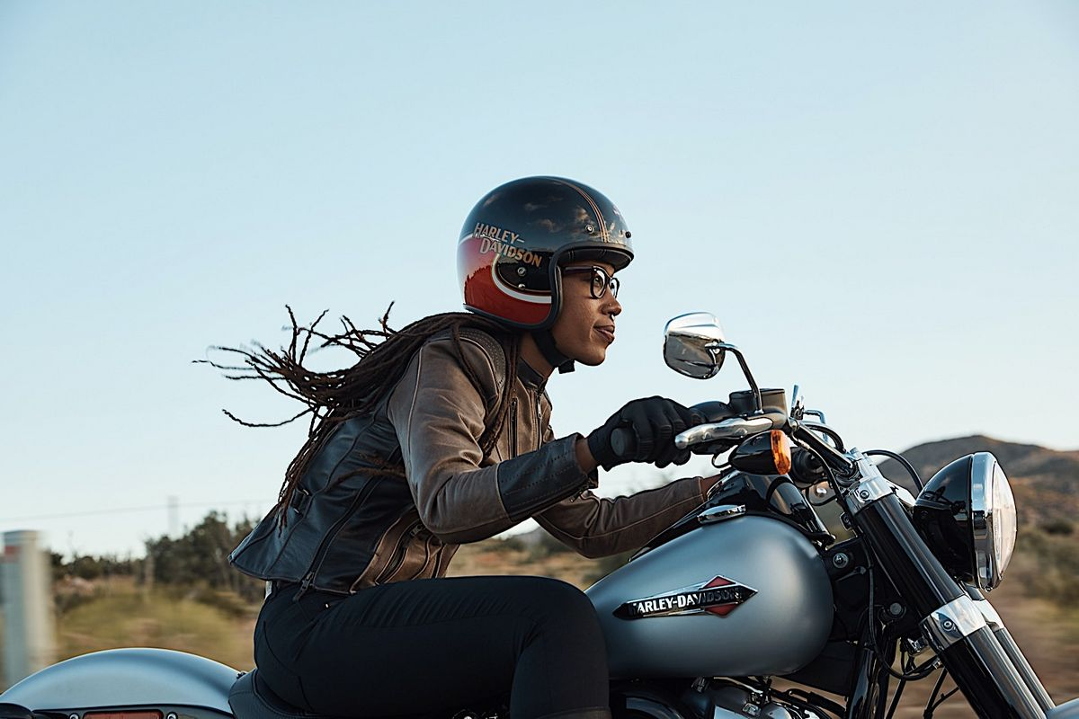 Learn to ride from a pro - Harley-Davidson has launched a new motorcycle training program that offers personal coaches for beginners : Luxurylaunches