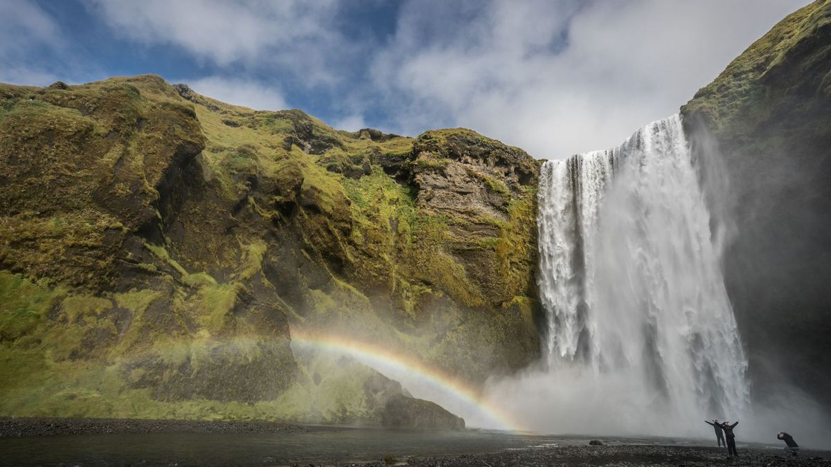 Scream to sanity: Iceland wants travelers to let off steam with scream therapy