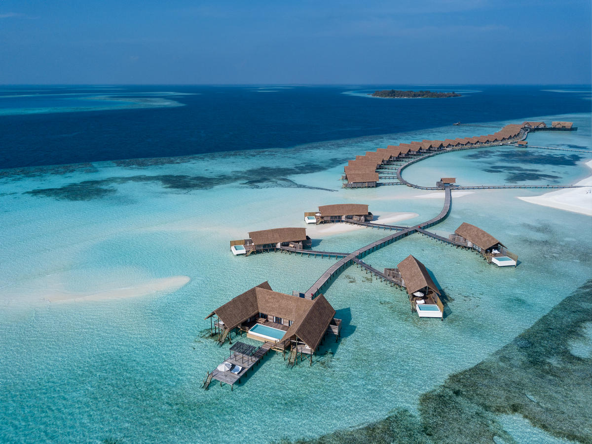 Suite of the week: Experience island life like never before in Dhoni Loft Water Villas at the Como Cocoa Island, Maldives : Luxurylaunches