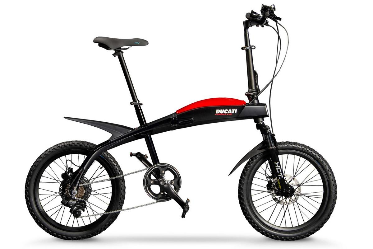 Stylish and comfortable – Ducati has unveiled three interesting e-bikes that fold