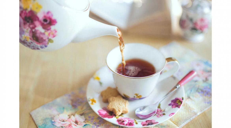 You can now enjoy tea with an actual princess at the ...