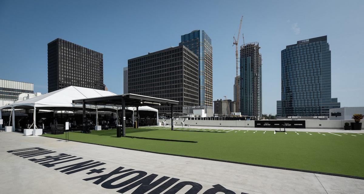 Fitness in the age of Covid: Equinox resumes its fitness journey with its first-ever outdoor, rooftop gym