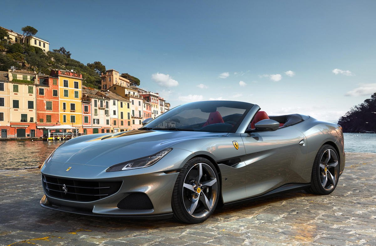 Ferrari reveals a new Portofino M that comes with extra power and a new 8-speed dual-clutch transmission
