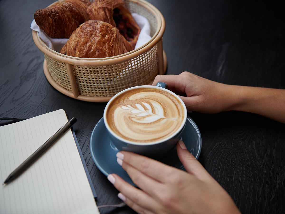 For $64 each, this London café is selling the most expensive cup of coffee in the UK