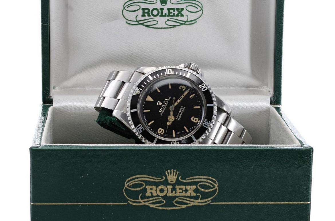 A miner bought this Rolex for a humble $90 in 1964, turns out he hit the jackpot as it is incredibly rare and will now be auctioned for a whopping $260,000