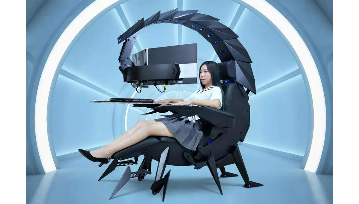 These are the most expensive gaming chairs you can buy
