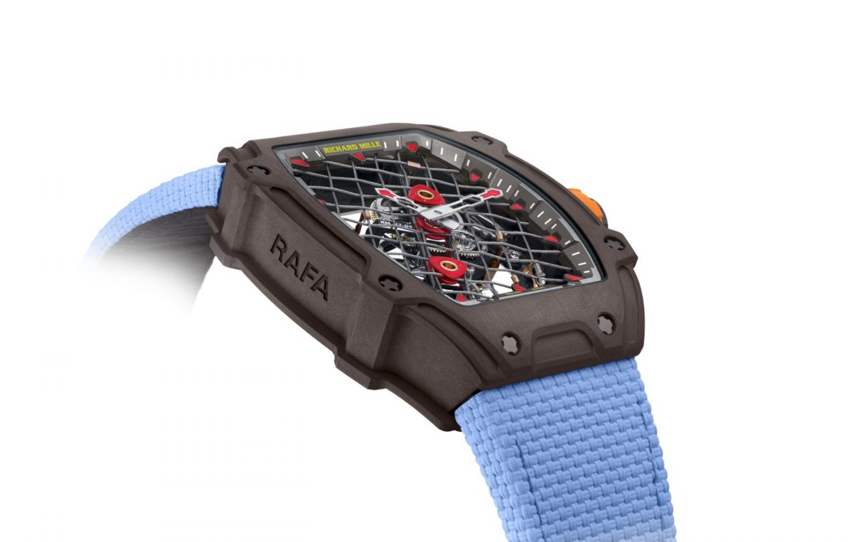 Richard Mille and Rafael Nadal are celebrating a decade of their association with a $1 million watch