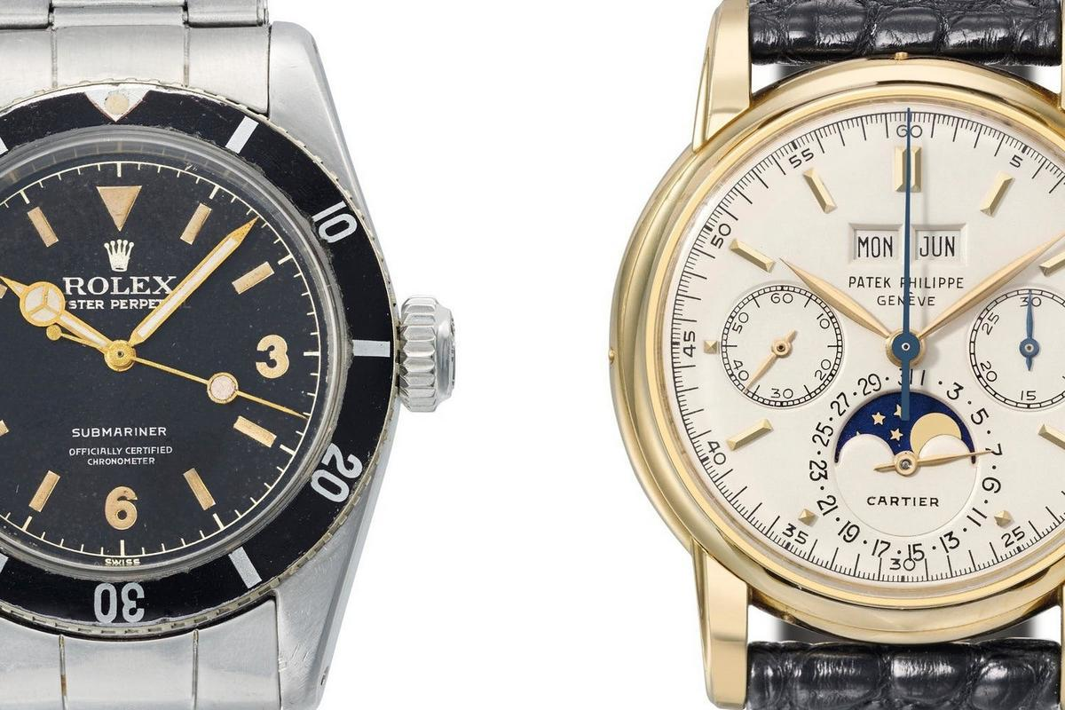 Should I buy a Rolex or a Patek Phillipe? The age old question answered.