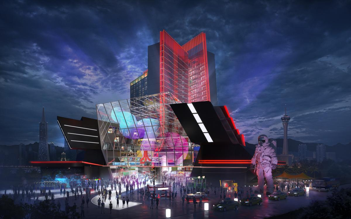 Retro gaming arcades, art galleries, speakeasy and more – Atari is building a hotel in Las Vegas and it will be a luxe arcade haven for the 80s kid