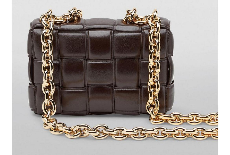 Arm candy of the week: Bottega Veneta's uber-chic chain cassette crossbody bag