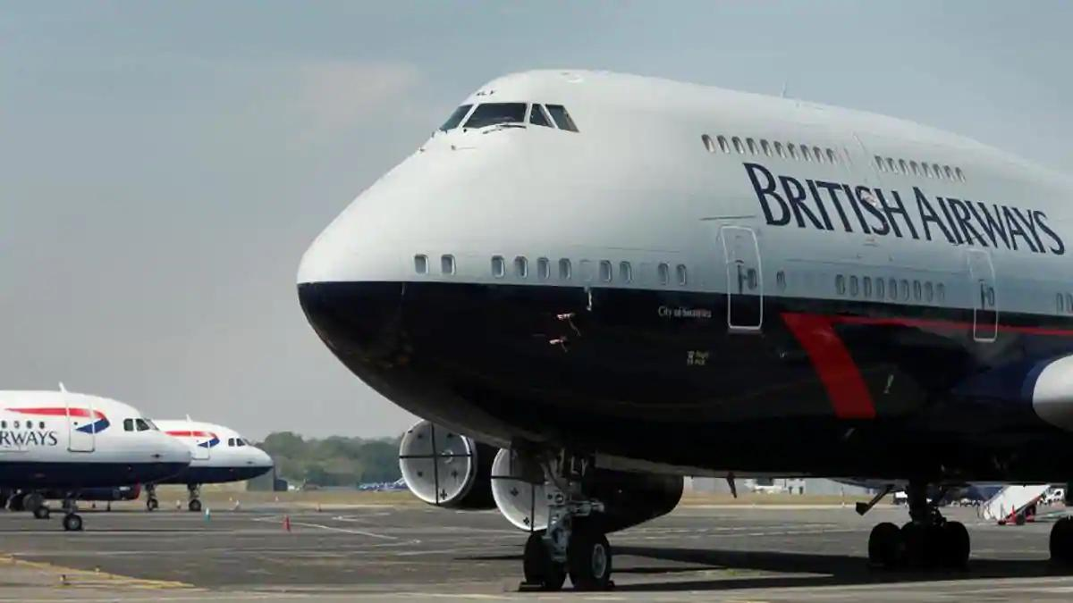 British Airways is converting one of their 747 Jumbo jets into a cinema and private hire venue