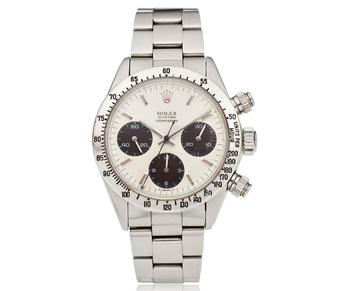 A Rare Rolex Daytona Owned By Le Mans Legend Carroll Smith