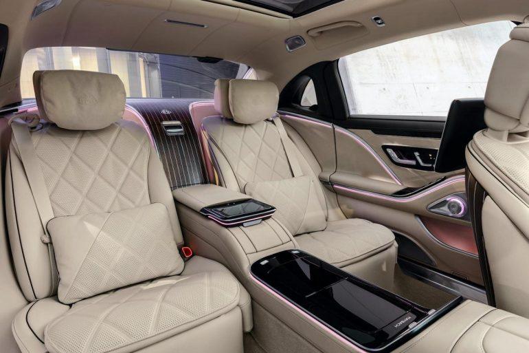 2021 Mercedes Maybach S Class 10