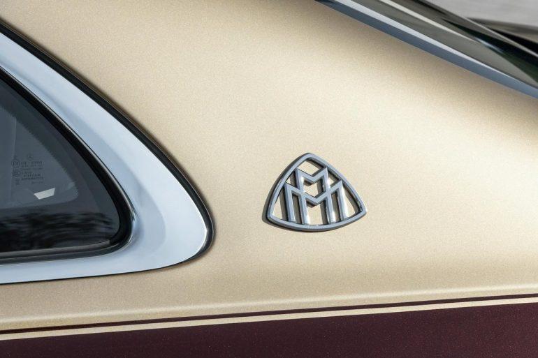 2021 Mercedes Maybach S Class 6
