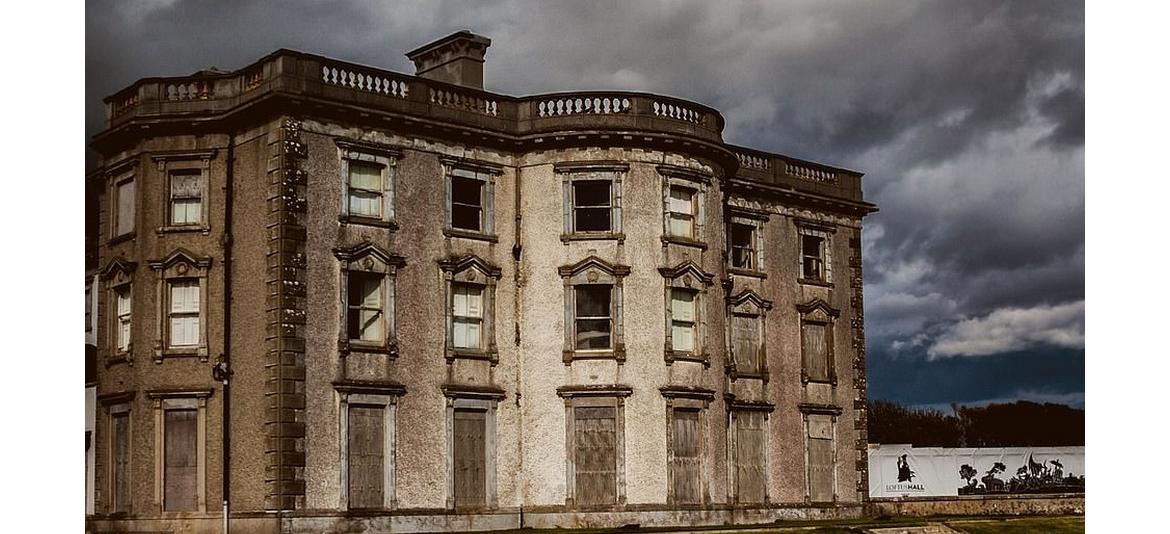 Ireland's 'most haunted' home which is said to be visited by the devil himself is on sale for $2.2 million