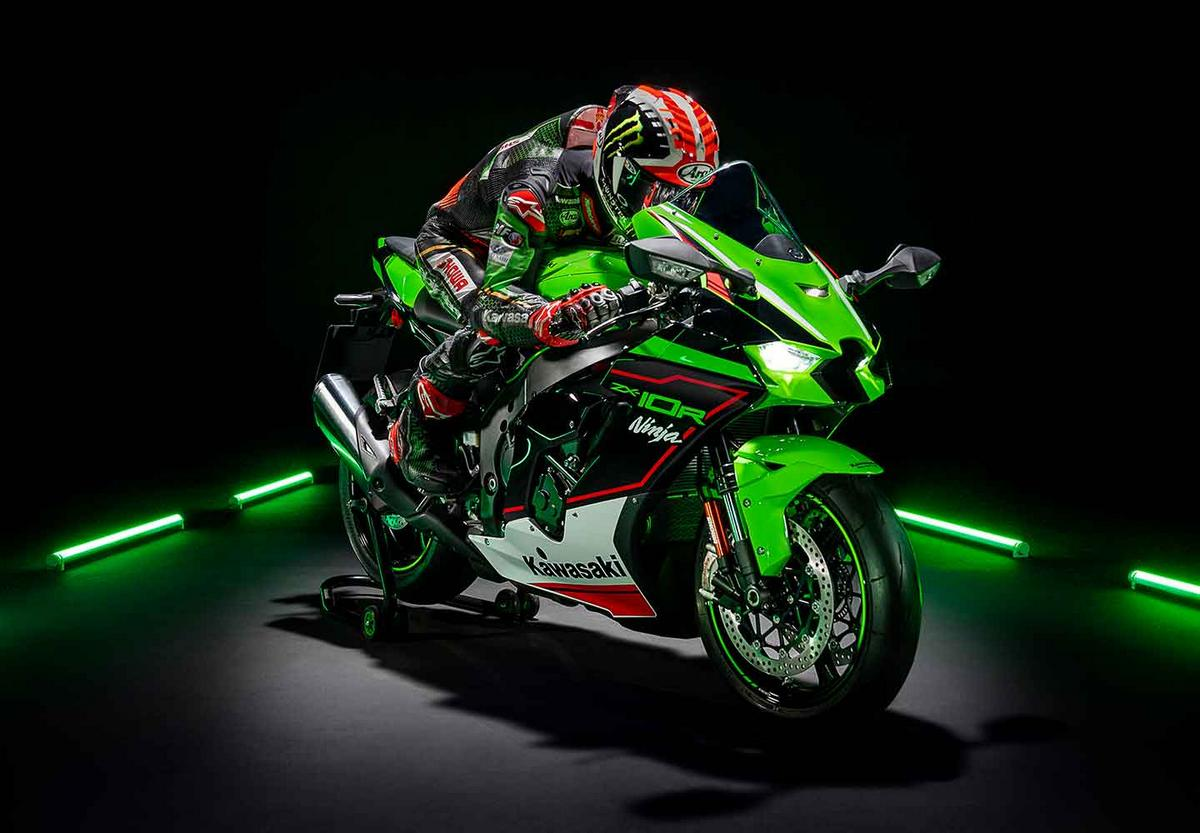 Kawasaki has lifted the veil of the all-new 2021 Ninja ZX-10R and ZX-10RR that arrive with performance upgrades and aggressive styling
