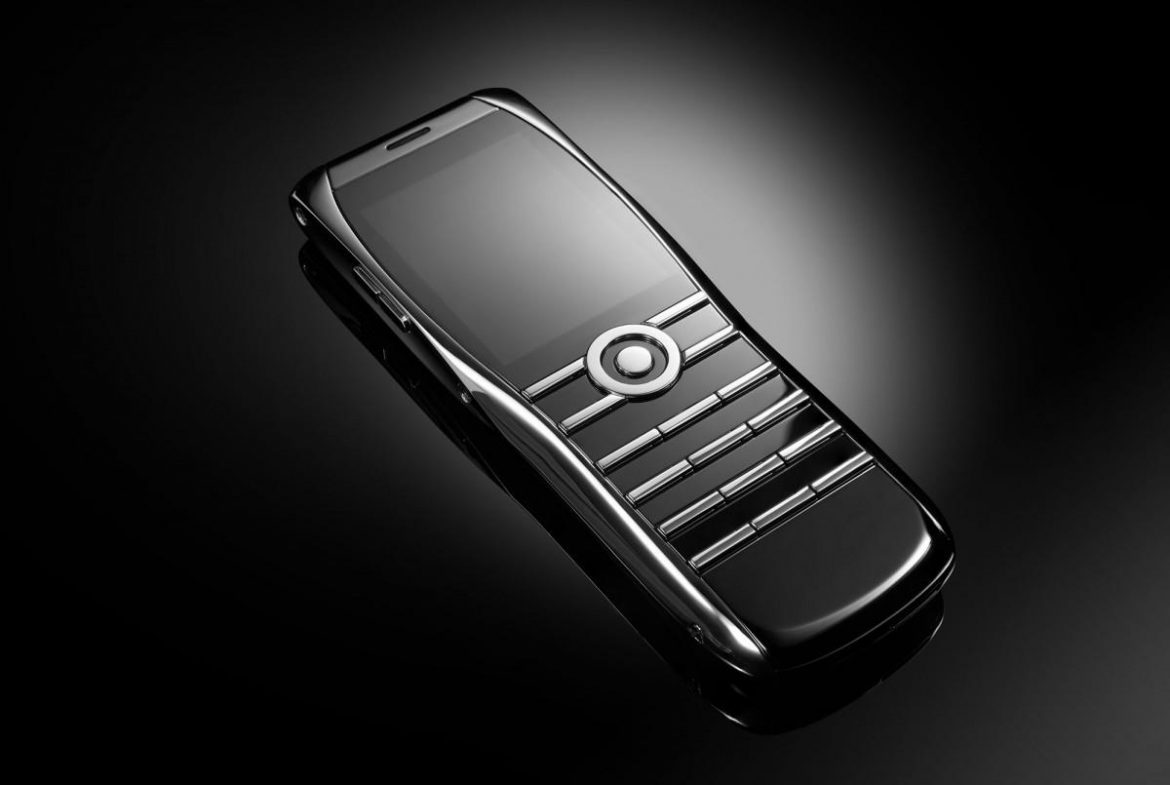 Vertu Employees Luxury Smartphone