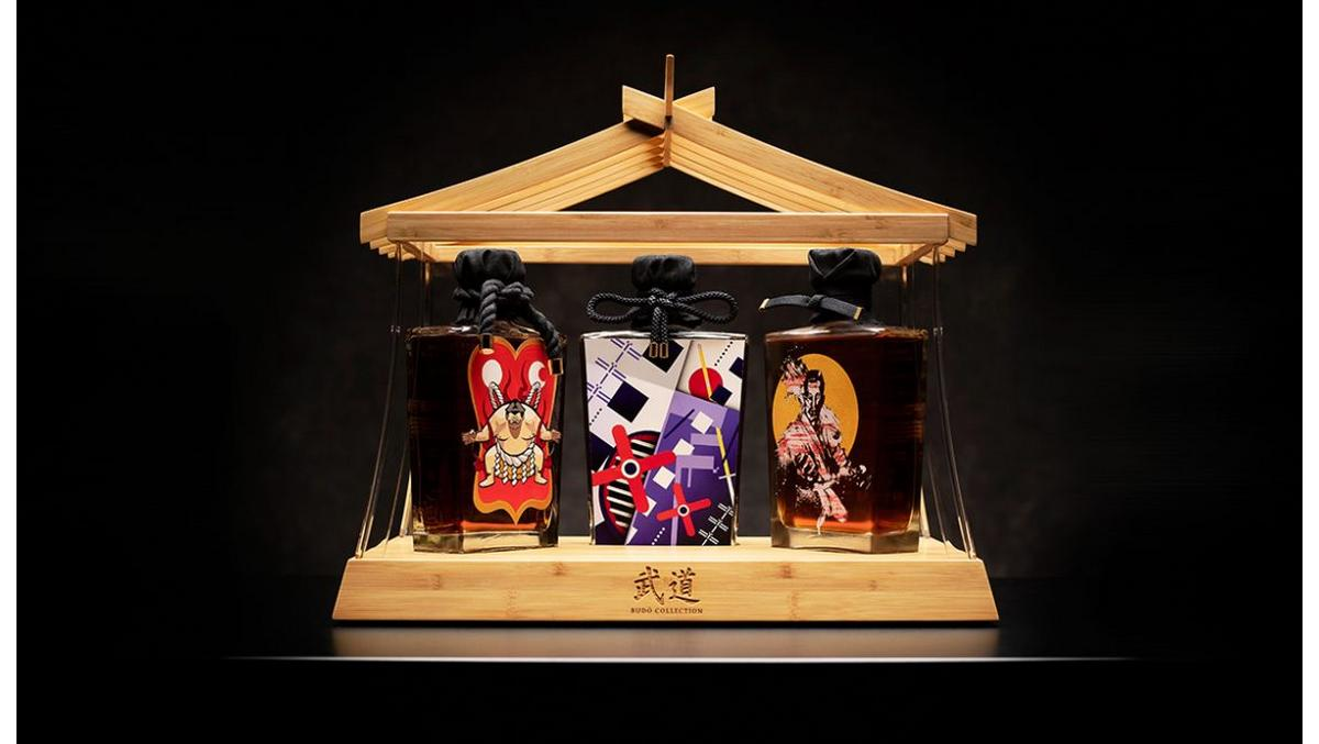 Inspired by modern Japanese martial arts, this 35-year-old Karuizawa Budō Collection of whiskey is priced at a grand $45,000