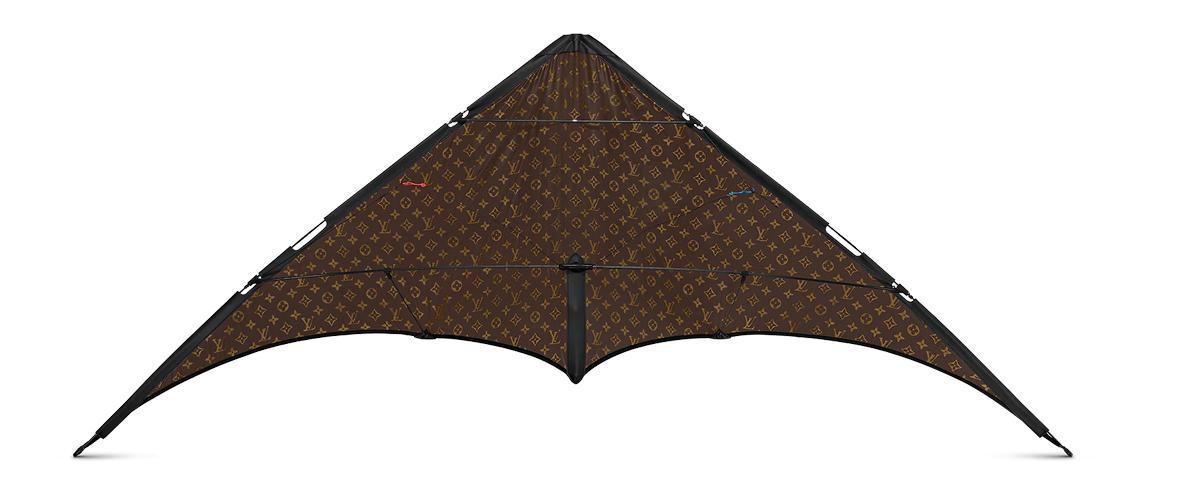 Ridiculous even for the rich: We just cannot fathom $10,400 for the Louis Vuitton monogram kite