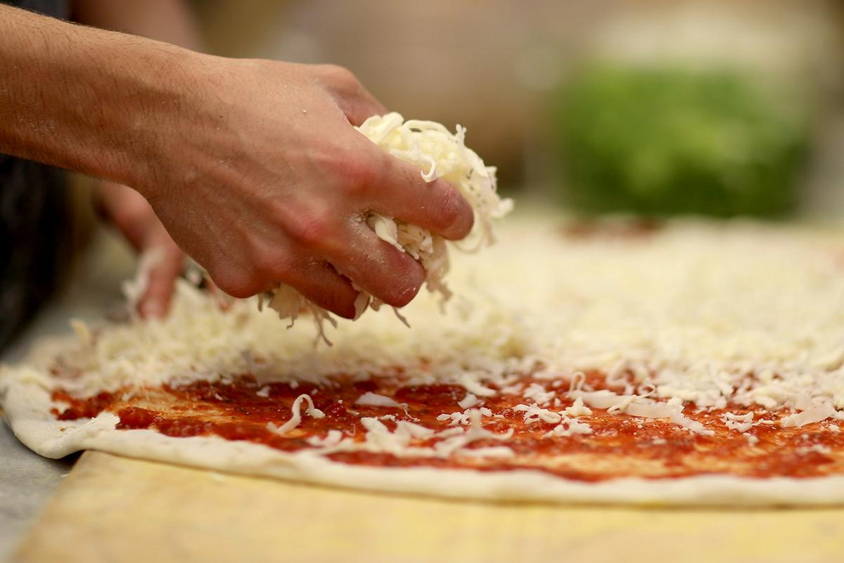 Too cheesy? French Chef sets Guinness World Record by adding 254 varieties of cheese on a pizza