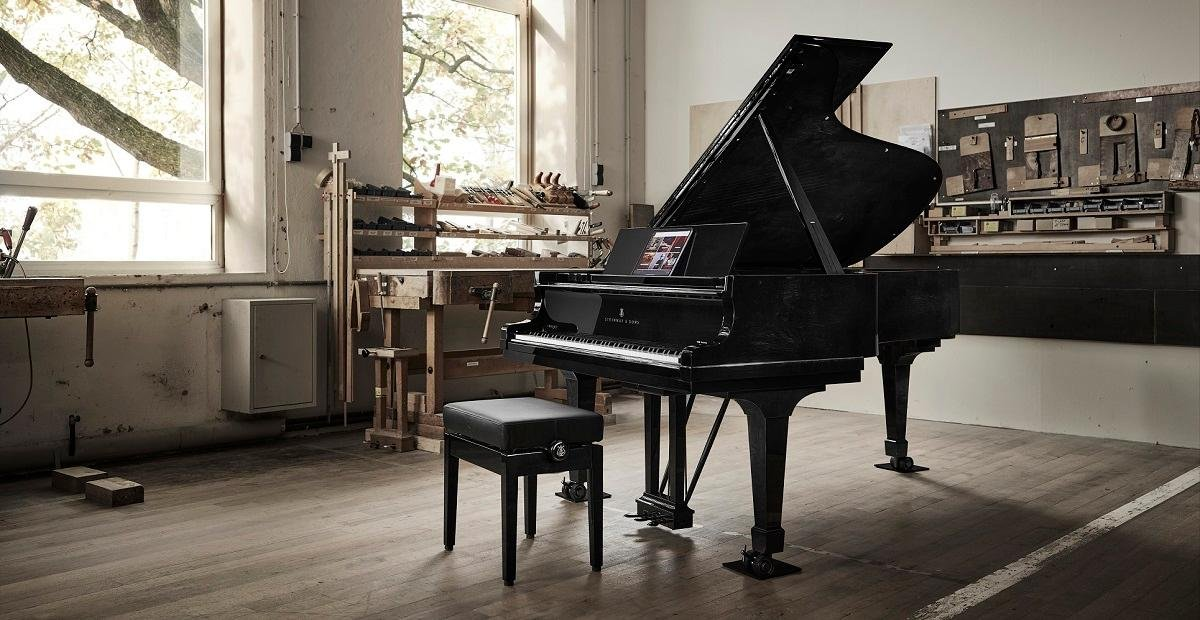 An ode to excellence: Have a look at Steinway's stunning black masterpiece piano comprising of 20 one-of-its-kind instruments