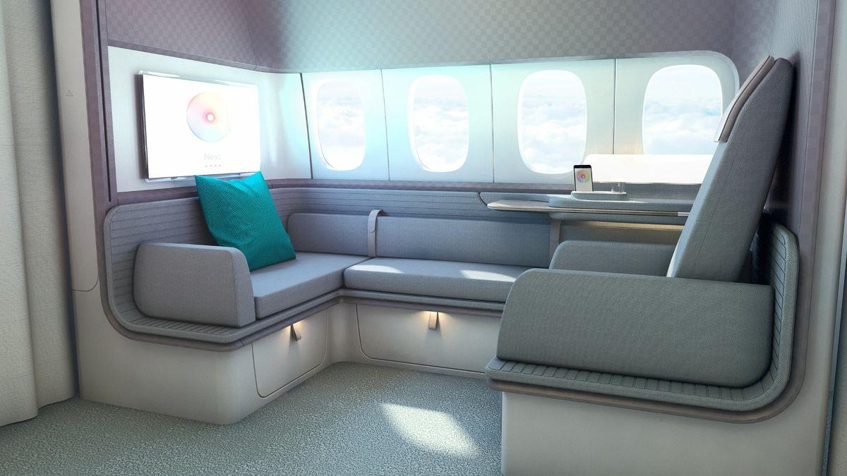 Watch out Emirates – Cathay Pacific has revealed their new first class concepts and they look stunning