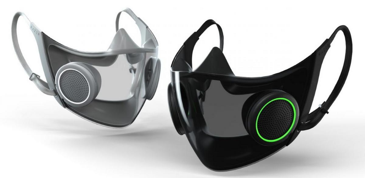 Active filters, ventilation and embedded mics and amplifiers – Is this the most intelligent face mask ever created?