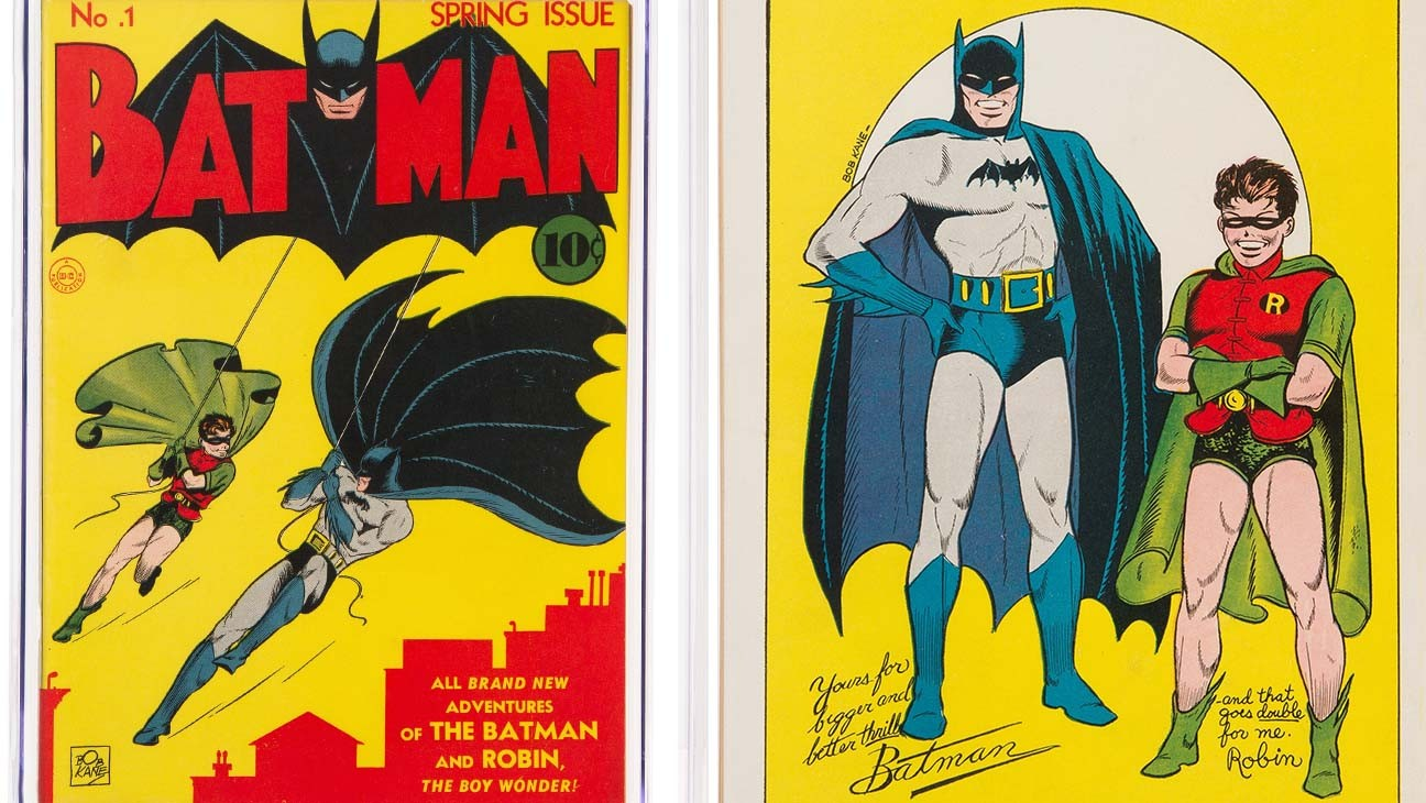 You wont believe the insane amounts of money people have paid for Batman comics
