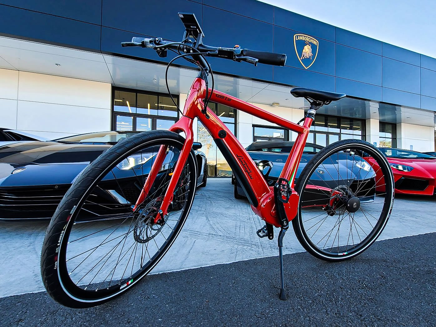 We rode a $18,000 Lamborghini E-Bike and it has changed our perception of bicycles forever