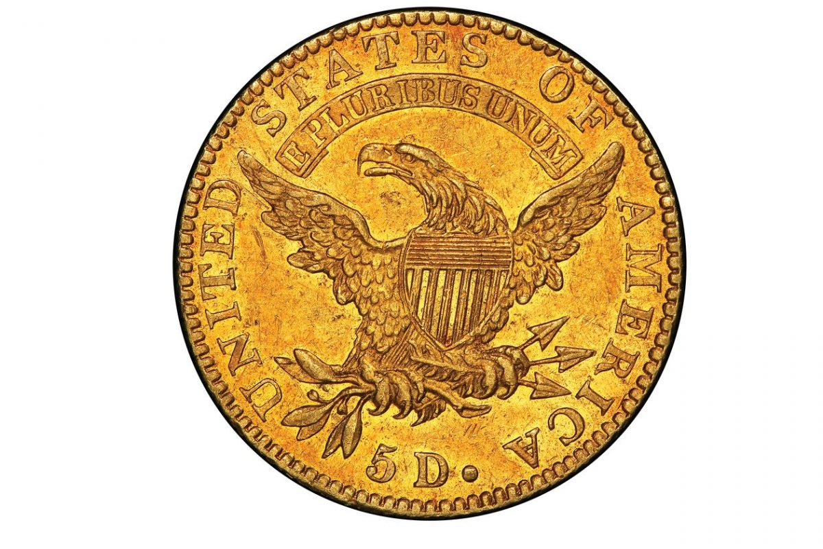 This ultra-rare $5 gold coin from 1882 could fetch $5 million at auction