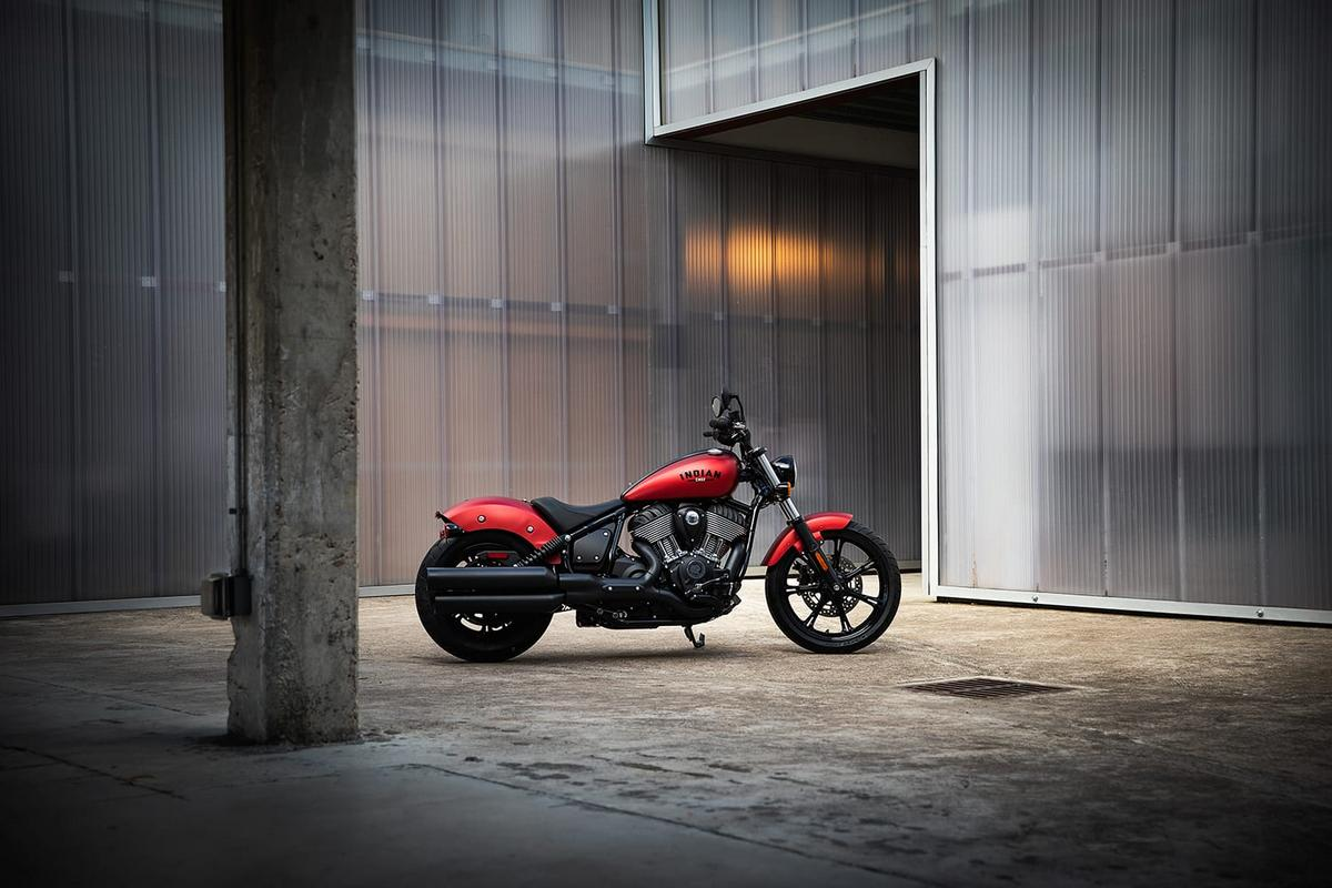 Indian Motorcycle has completely redesigned the Chief to celebrate its 100th anniversary