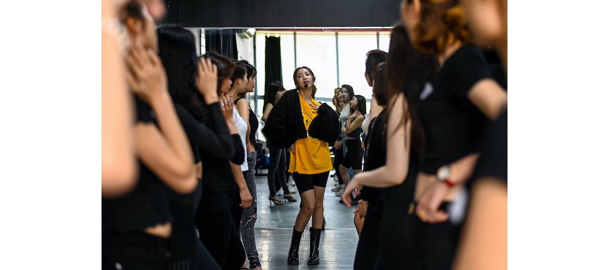From confidence building to creating the perfect pout – Young women are lining up at join this Influencer school in Vietnam