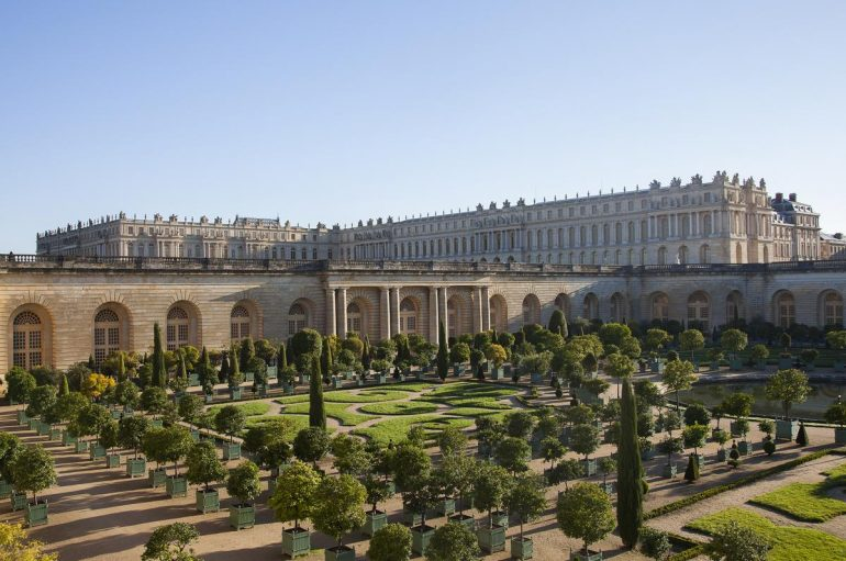 Built on the grounds of the Palace of Versailles this could be most  decadent hotel to open this year. Rates here start at $2,200 a night. :  Luxurylaunches